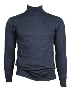 55ae7692782 Beeren ondergoed Coll shirt Thermo L.M. marine - stellaardbodywear